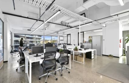 Desk space in Manly for up to 10