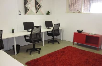 Private office for up to 3