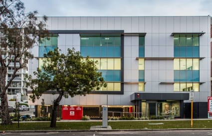 58sqm private office space West Perth
