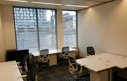 28 Person Office Available