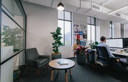 2 Person office off Hyde Park