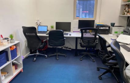 Private Offices in Darlinghurst for up to 5 people