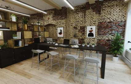 Private office for up to 35 people