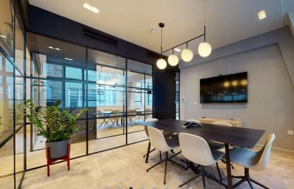 Private Office for 24 in 19 Berners Street