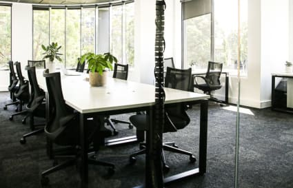 15 Person office in St Kilda with Meeting Room Access