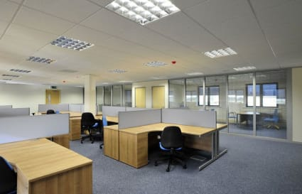 11 Person Office Available