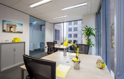 External Private office for up to 7 people