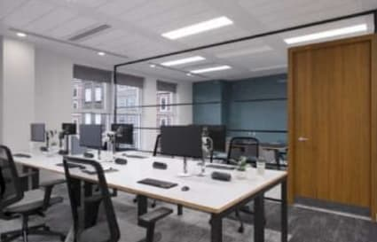 Private Customisable Space for up to 124 People