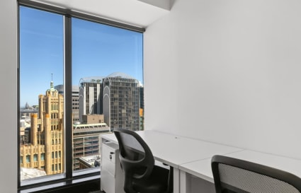 3 Person internal private office