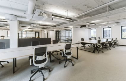32 Person  Private Office with Meeting room