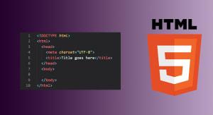 HTML tags list
