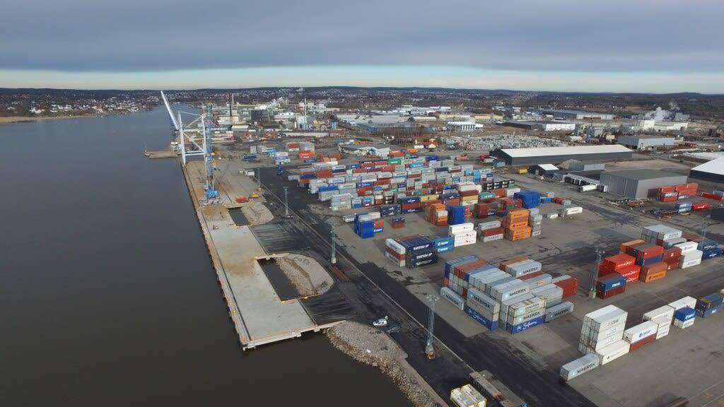 Havnemiljø fra Borg Havn IKS