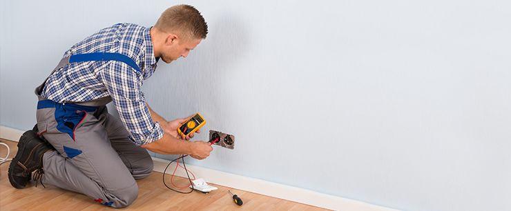 el-sjekk av elektriker
