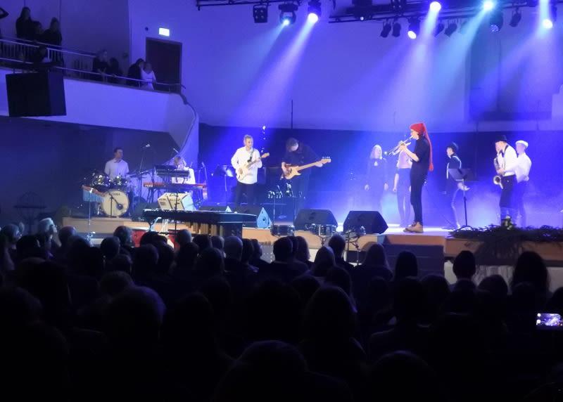 Konsert  - Oslo by steinerskole