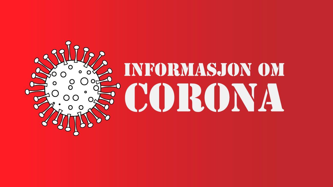 Informasjon om tiltak på skolen i forbindelse med Covid-19
