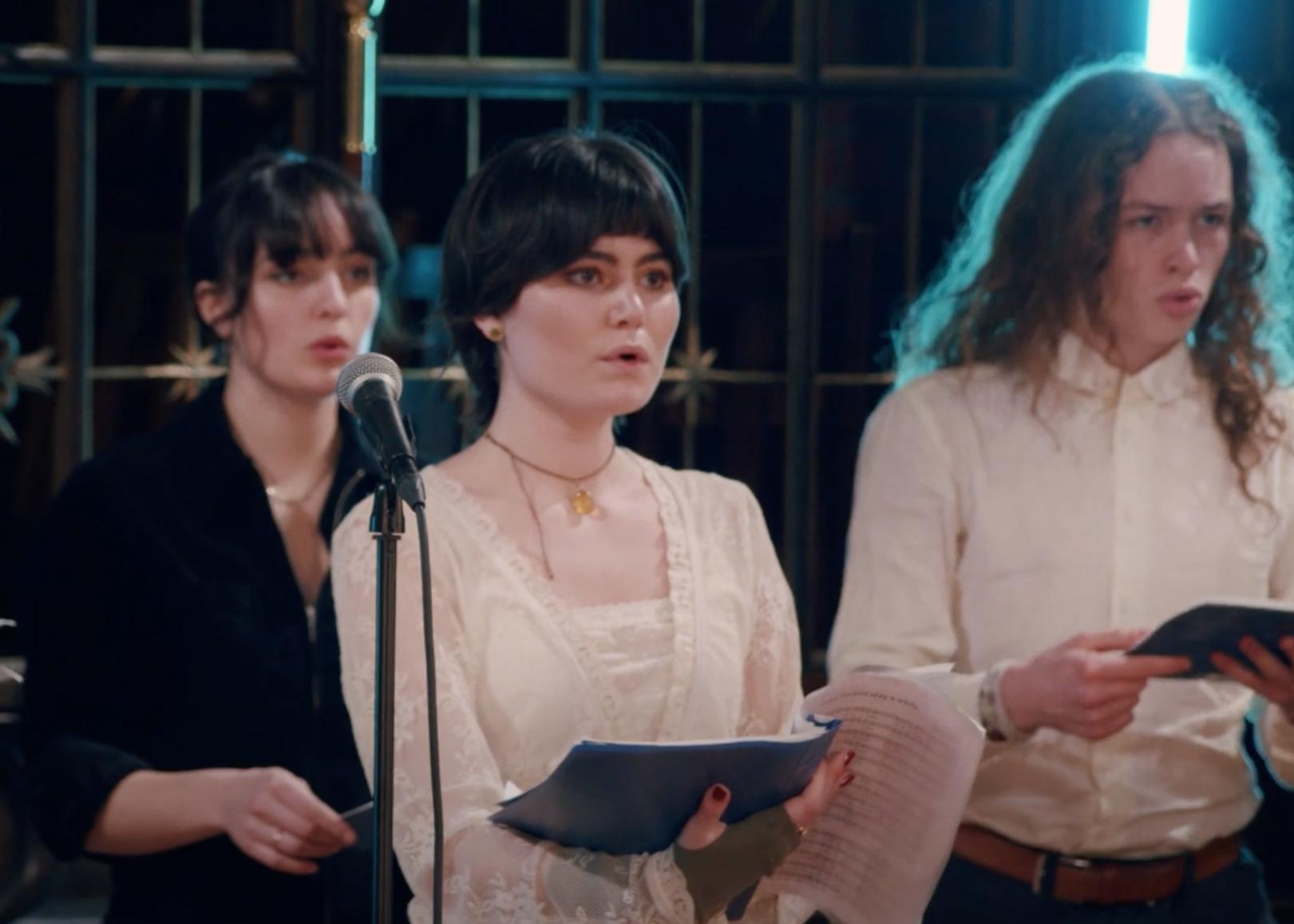 Korkonsert i Uranienborg kirke med Vg3 musikk