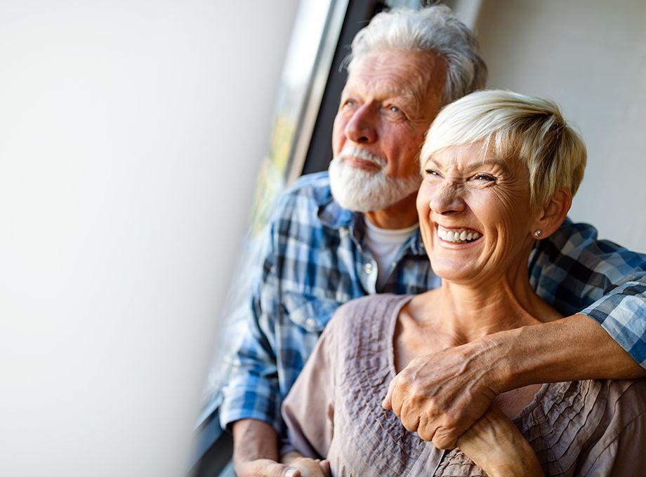 eldre mennesker