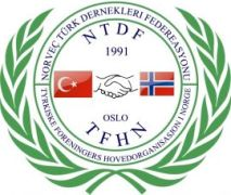 Tyrkiske foreningers hovedorganisasjon i Norges logo