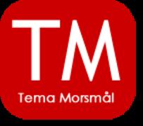 Tema Morsmåls logo