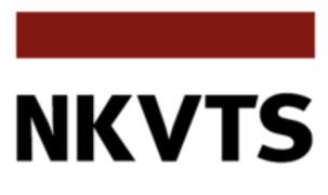 Logoen til NKVTS