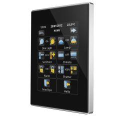KNX touchpanel til smarthusstyring