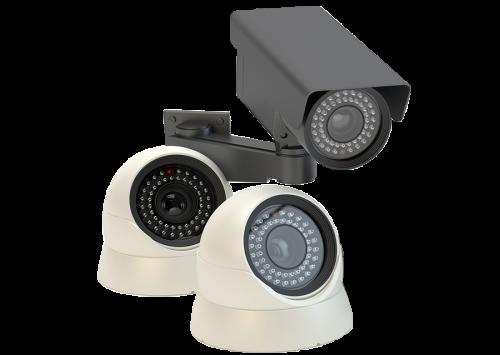 kameraovervåkning er en rimelig måte å bedre sikkerhetn på