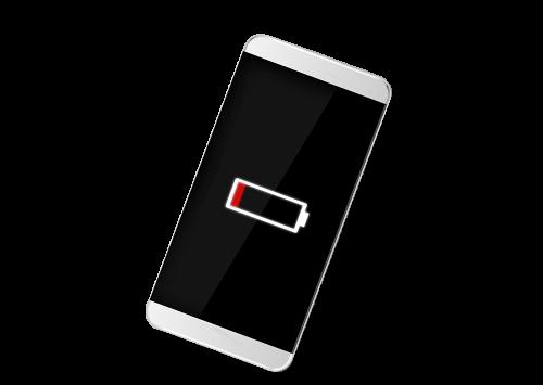 Hvitt USB-uttak med to innganger
