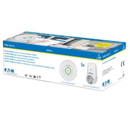 xComfort Wireless Dim and App set - Plug in