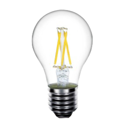 Ecolux Bulb filament 6w/E27 - dimbar