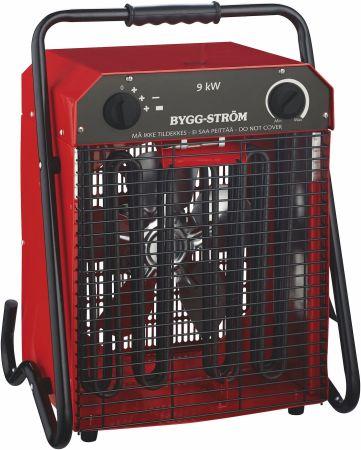 BYGGVIFTE, M/STATIV, 9KW, 230V, IP44