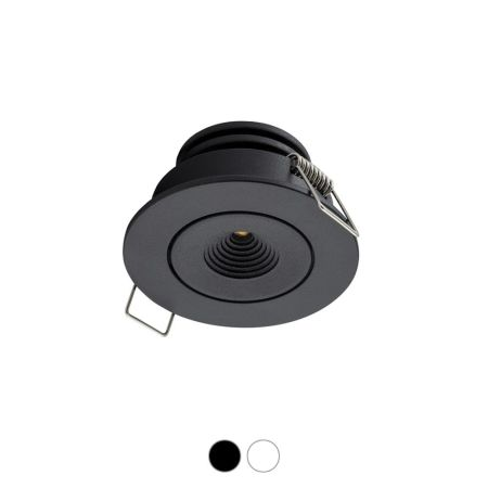 Mini One Tilt minidownlight Ø:50