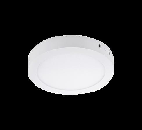 Piatto R 18W, hvit m/sensor