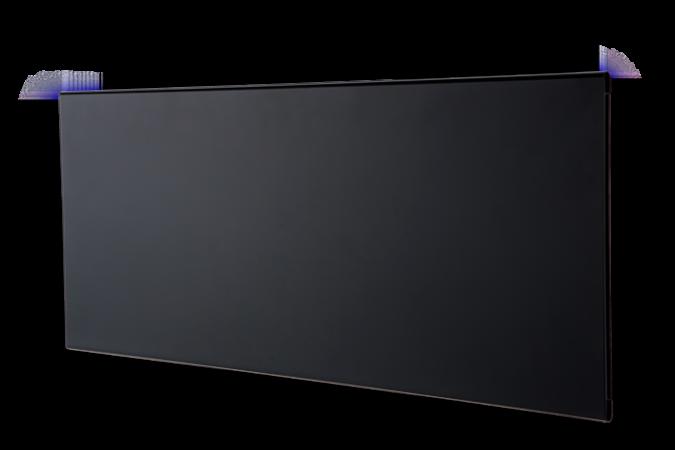 GLAMOX H40 H 1200 230V sort