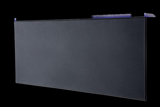GLAMOX H40 H 1200 230V grå