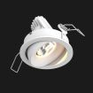 Titan mix downlight hvit