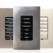 Control4 smarthus panel
