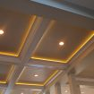LED-strips kan brukes overalt, også i taket