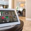 App for smarthus fra Control4