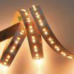 LED-strips kan dimmes