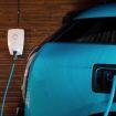BMW i3 lader i Zaptec Home elbillader