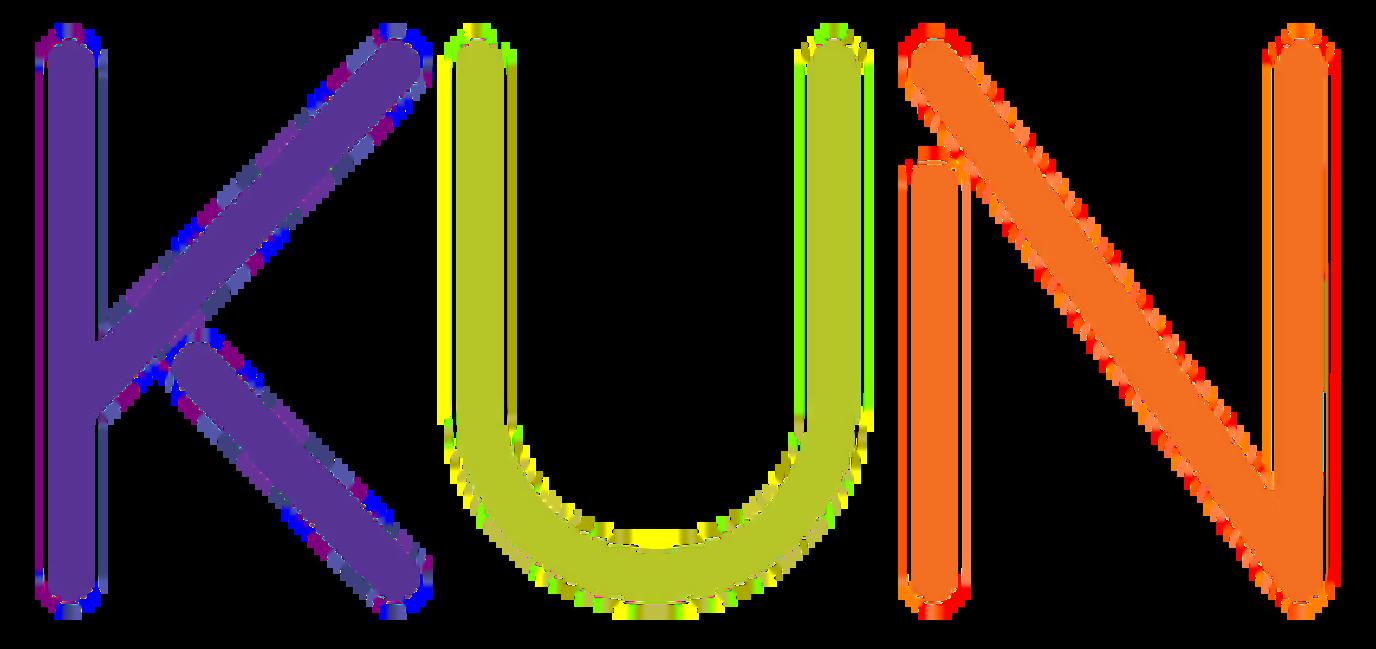 Likestillingssenteret KUNs logo
