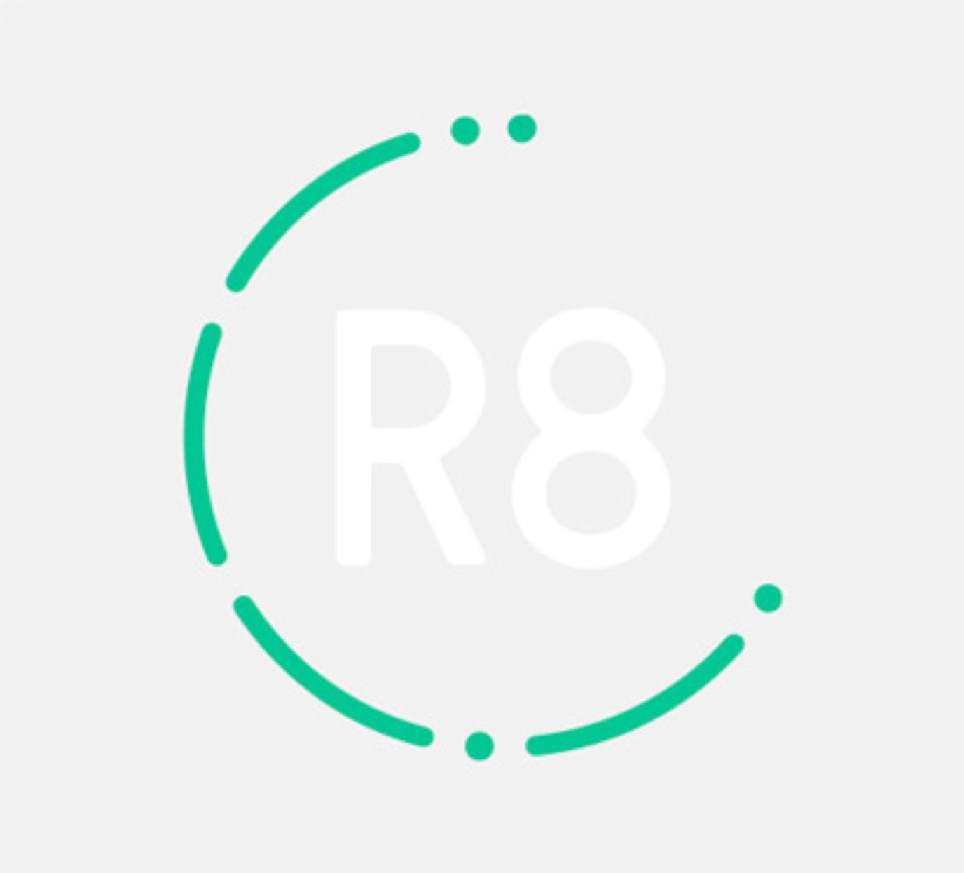 logoen til r8 management