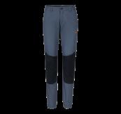 Womens Alke Leisure Pants i fargen Vintage Indigo/Sky Captain fra Tufte Wear. Produktbildet viser buksen sett forfra