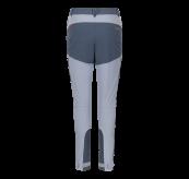 Womens Vipe Pants i fargen Eventide/Vintage Indigo/Blazing Orange fra Tufte Wear. Produktbildet viser buksen sett bakfra