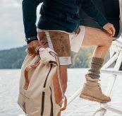 vagabond day pack beige amundsen sports. miljøbilde