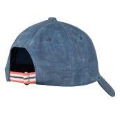 Waxed Cotton Caps fra Amundsen Sports i fargen faded navy