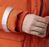 Tromsoe Jacket fra Helly Hansen til herre i fargen patrol orange.