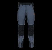 Mens Alke Pants i fargen Vintage Indigo/Sky Captain fra Tufte Wear. Produktbildet viser buksen sett forfra