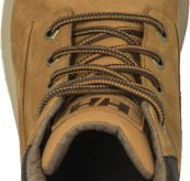 Fremont sko fra Helly Hansen i fargen honey. Produktbilde sett fra oversiden