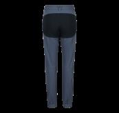 Womens Alke Leisure Pants i fargen Vintage Indigo/Sky Captain fra Tufte Wear. Produktbildet viser buksen sett bakfra